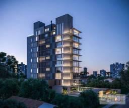 *Apartamento com 4 dormitórios à venda, 372 m² por R$ 6.954.000 - Bigorrilho - Curitiba/PR