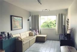 Apartamento 02 quartos + dep completa de empregada 02 vagas garagem - Aceita financiamento
