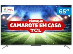 Smart tv 65 TCL 65P715 R$ 3299