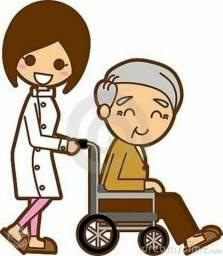 Cuidador e idoso