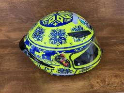 Capacete AGV K1 Winter test N58 oportunidade!