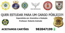 Professor de Português e Redação