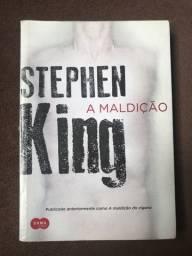 Livro -A maldição de Stephen king