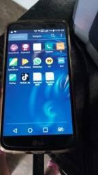 Vendo celular k10 LG