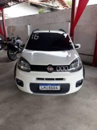 Fiat Uno way 1.4 2016 completa Automática