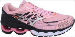 Tenis Mizuno Wave Creation Rosa N*34,36,38