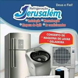 Refrigeração jerusalem