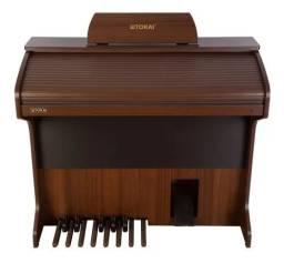 Órgão tokai d2 marrom
