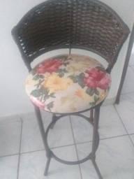 Linda Banqueta luxuosa  de Junco!!!