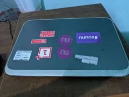 Notebook Dell e um HP