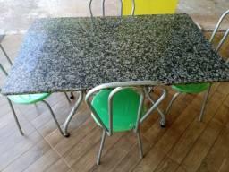 Vendo mesa mármore