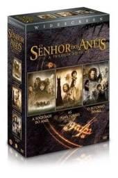 Box De Dvd's Senhor Dos Aneis