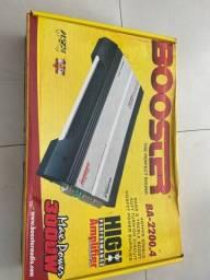 Módulo Booster 3000 watss Novo na caixa