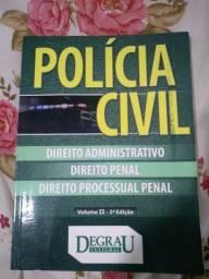 livros pra carreira policial