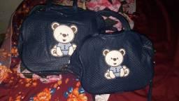Vendo bolsa de maternidade usada apenas uma vez 50