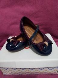 Kit de sapatos infantil menina