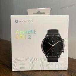 Relógio Inteligente Smartwatch Xiaomi Amazfit GTR 2 Preto