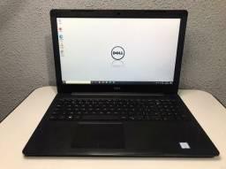 Notebook Dell i5 8ª Geração - SSD Nvme 256GB
