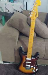 Guitarra Tagima 530, Pedaleira G1x on