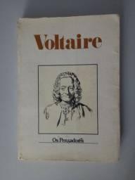 Voltaire - Coleção Os Pensadores