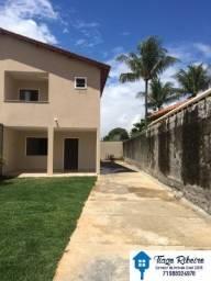 Alugo Casa 3/4 com suíte e espaço gourmet privativo - Vilas do Atlântico