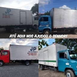 Jp frente e mudança frente a partir de 50 reais e mudança a partir de 100 reais
