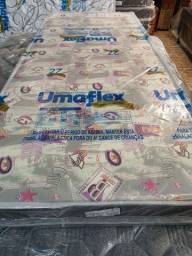 Promoção colchão de solteiro D20, Umaflex com entrega grátis