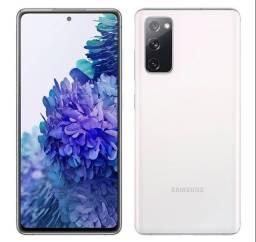 Samsung Galaxy S20 FE Snapdragon 865, branco ou azul 128GB e 6gb de ram.