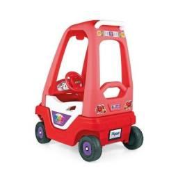 Carrinho Infantil Push Car Vermelho Homeplay