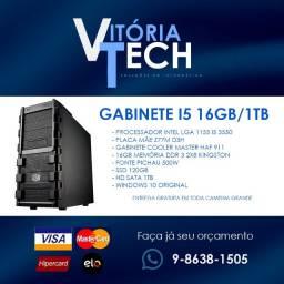Gabinete I5 16Gb/1TB