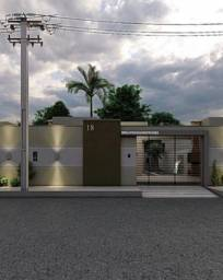 22)) Casa em Residencial Fechado / Turu.