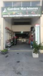Loja e oficina de roçadeira, motosserra, gerador e trator