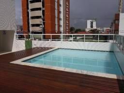 Apartamento no Bessa 2qts.(ste), varanda, 2 vagas, piscina, 2 elev