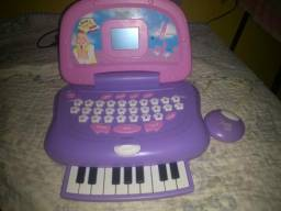 Vende laptop de brinquedo