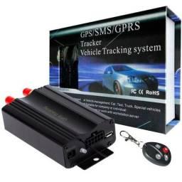Rastreador Veicular Tk 103b Sinal Gps / Sms / Gprs Tracker