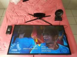 Smart TV 3D 40polegadas Samsung - Completa