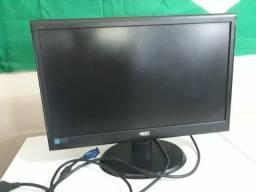 Monitor de LED, 18,5 polegadas, AOC windescren
