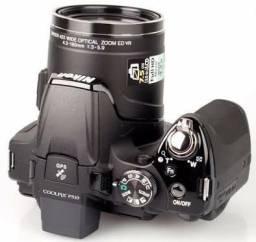 Câmera NIKON P510 ( usada )