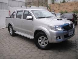 Hilux SRV 4x4 3.0 TDi Diesel Aut. 2012 - 2012