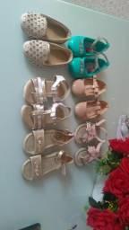 Oportunidade lote sapatos infantis