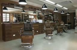 Procuro sociedade para barbearia no campo grande