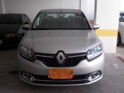 Renault Logan expression unico - dono com som midia nave ano 2015 / - 2015