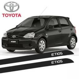 Toyota Etios Etios X 1.3 Flex 16V 5p Mec. 2014/2015 Preto - 2015