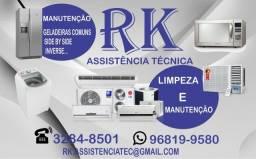 Rk Assistência Técnica