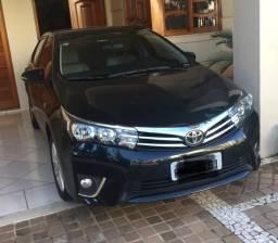 Corolla GLi Upper 1.8. Carro novíssimo. Raridade - 2016