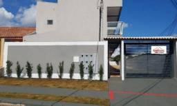 Sobrado novo de 3 quartos no Alto Alegre em condominio fechado em Cascavel, 115m²