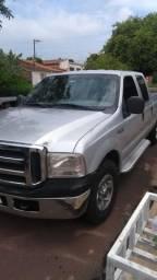 Ford F250 4 Portas XLT Completa Top!!! - 2005