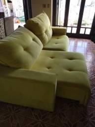 Vendo sofá e Home