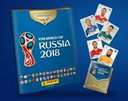 Figurinhas da copa do mundo 2018