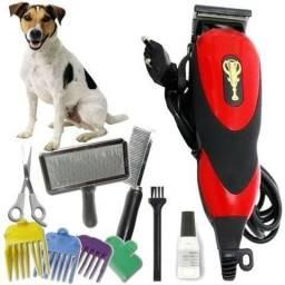 R$ 149 Maquina pra tosar cachorrro com regulagens